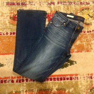 KUT FROM THE KLOTH BOOTCUT JEANS SIZE 6